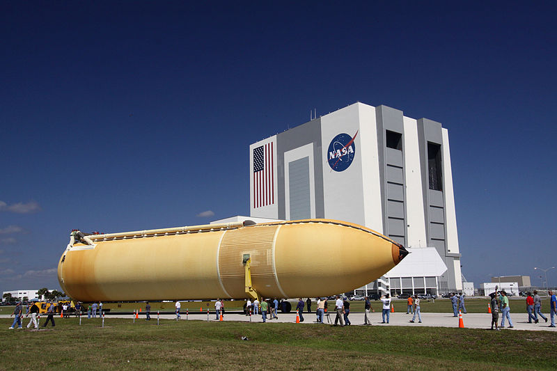 File:STS-133 External Tank.jpg