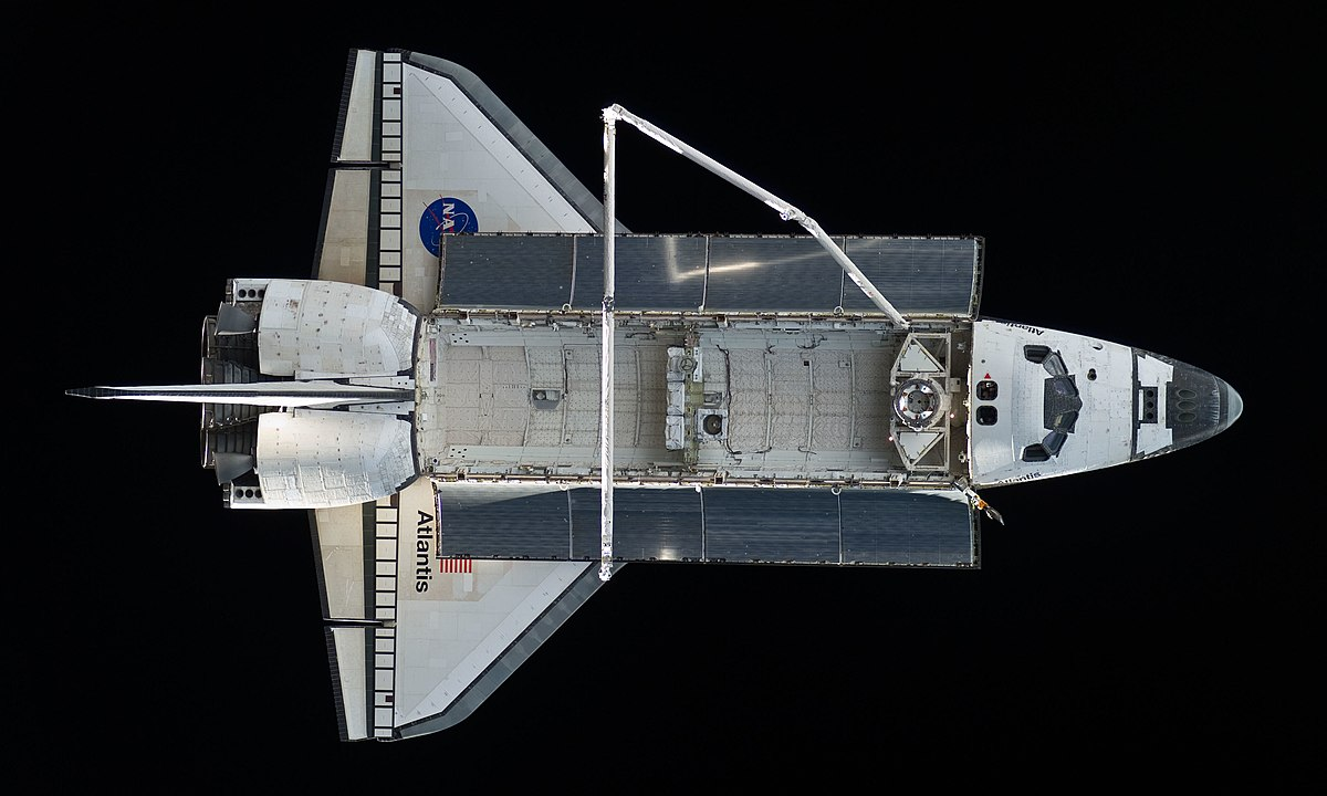 space shuttle atlantis which is orbiter - photo #9