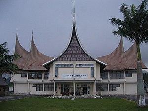Padang Panjang - Image: STSI Padang Panjang