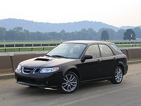 Image illustrative de l'article Saab 9-2X