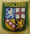 Saarland Police patch.JPG