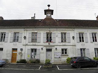 Sablonnières Commune in Île-de-France, France