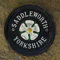 Saddleworth Yorkshire White Rose plaque.jpg