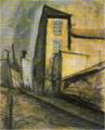 SaekiYūzō-1928-White Pavement.png