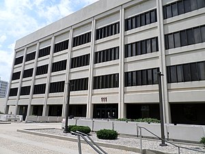 Saginaw County, Michigan - Image: Saginaw County Governmental Center