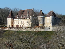 Chateau of Gaubertie