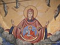 Saint Mary Platytera from Sts Constantine and Helen Church in Sinagovtsi 02.jpg