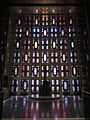 Saint Peter in Chains Cathedral baptistry window 2017.jpg