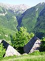 Salase Donji Lukomir, 1000 m, na hrane srazu.jpg