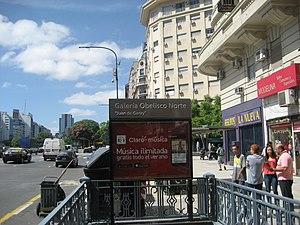 Diagonal Norte (Buenos Aires Underground)
