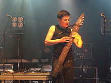 History of Chapman Stick