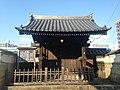 Sammon Gate of Myotenji Temple in Fukuoka, Fukuoka.jpg