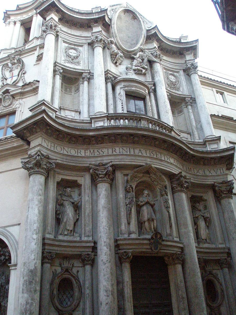 San Carlo Alle Quattro Fontane Alchetron The Free Social Encyclopedia