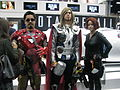 San Diego Comic-Con 2012 - Iron Man, Thor, and Black Widow (7585237368).jpg