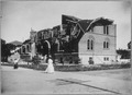 San Francisco Earthquake of 1906, High school. Redwood City, California - NARA - 513322.tif