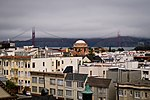 San Francisco and Golden Gate Bridge from Cow Hollow 6019436684.jpg