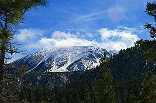 San Gorgonio Mountain mountain in United States of America