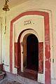 Sanctum Entrance - Shiva Mandir - Bishalakhi Mandir Complex - Sankrail - Howrah - 2013-08-15 1496.JPG