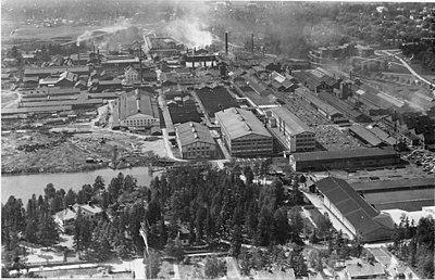 Sandvikens stålfabrik, 1936