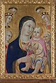 Sano di Pietro - Madonna with Child, Saints Apollonia and Bernardino and four angels - Google Art Project.jpg