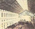 Santa Apolonia Railway Station interior A. S. Fonseca.jpg