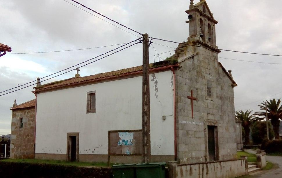 Santa María de Erboedo A Laracha