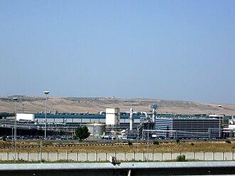 Melfi - FCA industrial plant.