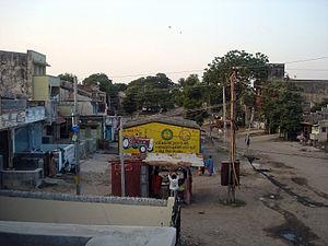 Sathamba - Vav faliya, Azad Chowk