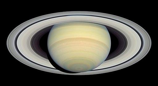 Saturn HST 2004-03-22