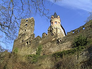 Ringmauer mit Turm