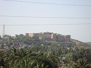 Saundatti - Saundatti Fort, Karnataka