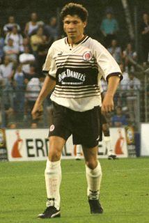 Yuri Savichev Russian footballer