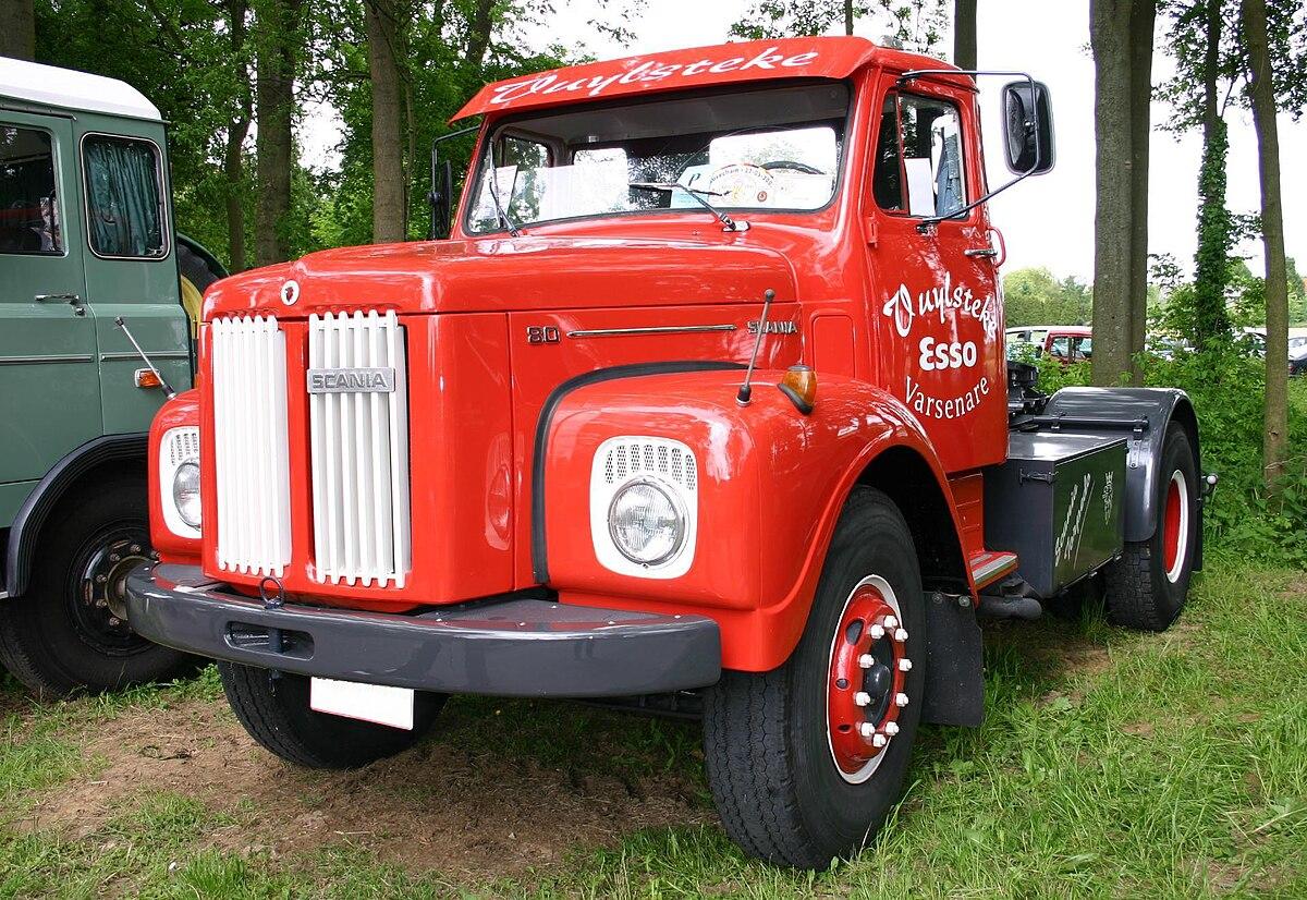 Scania och volvo far konkurrens 3