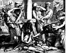 how old was jesus when herod died