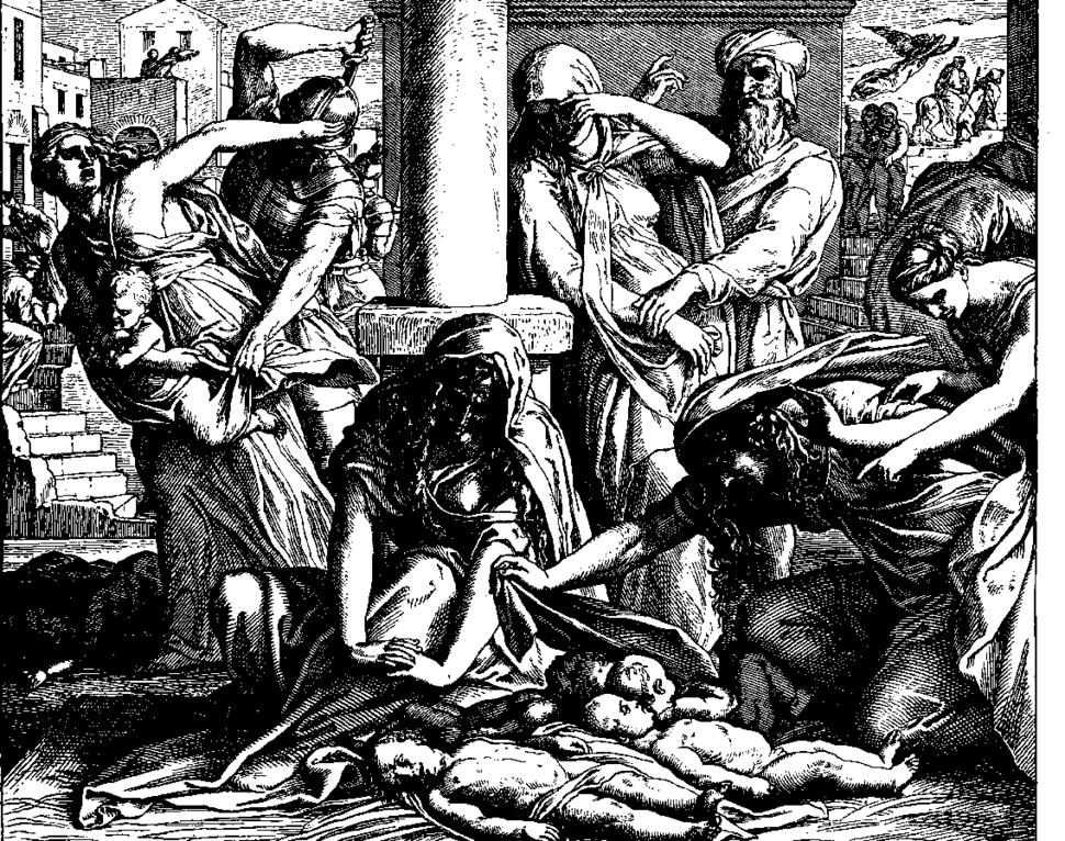 Schnorr von Carolsfeld Bibel in Bildern 1860 172