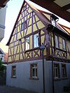 Schriesheim half-timbered construction03.jpg