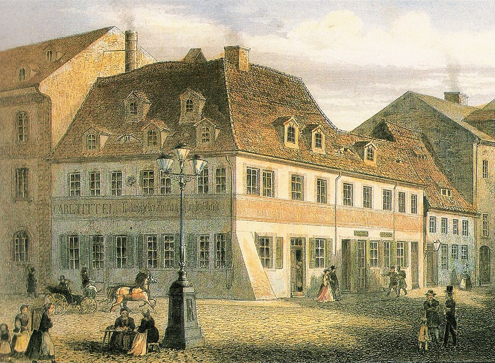 Schumannhaus ALT