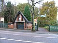 Scout Hut Gates, Black Woods - geograph.org.uk - 88554.jpg