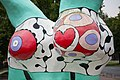 Sculpture Nana Niki de Saint Phalle Leibnizufer Hanover Germany 03.jpg