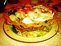 Seafood in a bird's nest - panoramio.jpg