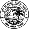 Official seal of Holmes Beach, Florida