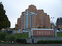 Pacific Medical Center (PacMed) building, stan...