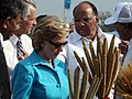 Secretary Clinton Visits Indian Agricultural Research Institute (3736045017).jpg