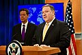 Secretary Pompeo Delivers Remarks on the Release of the 2017 International Religious Freedom Report (41709981224).jpg