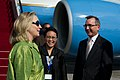 Secretary of State Hillary Clinton Arrives in Bali (6353166559).jpg