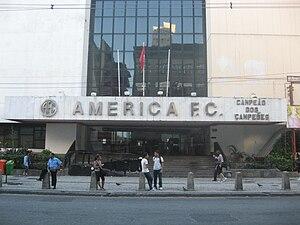 America Football Club (Rio de Janeiro) - Club offices