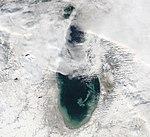 Sediment Transforms Lake Michigan (5345941823).jpg