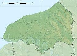 (Voir situation sur carte : Seine-Maritime)