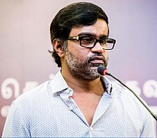 Selvaraghavan at Maalai Nerathu Mayakkam Press Meet.jpg