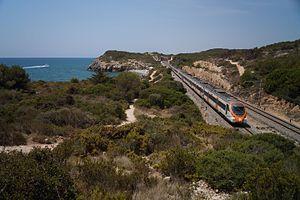 Linia R2 Rodalia De Barcelona Viquipedia L Enciclopedia Lliure